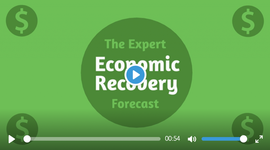 Economic Recovery Forecast Video